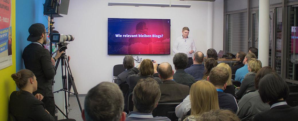 Effektiver Austausch mit Experten: Großer Erfolg für den Online-Kickoff 2017 von Klickkonzept