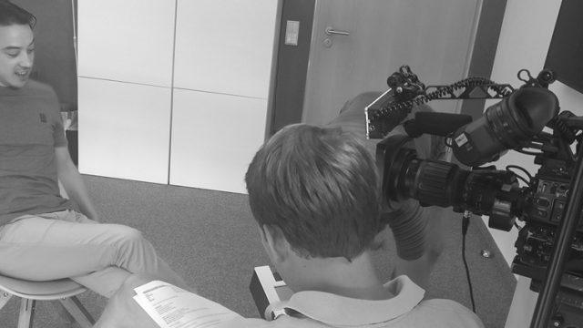 Jeroen Hüppe im Interview mit RTL