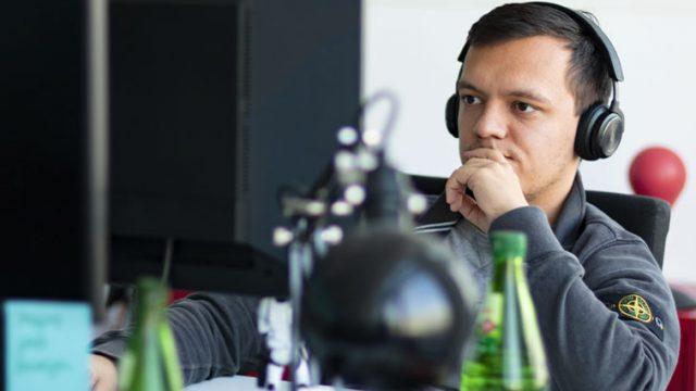 Junior SEA Manager Stefan Matyajasiak