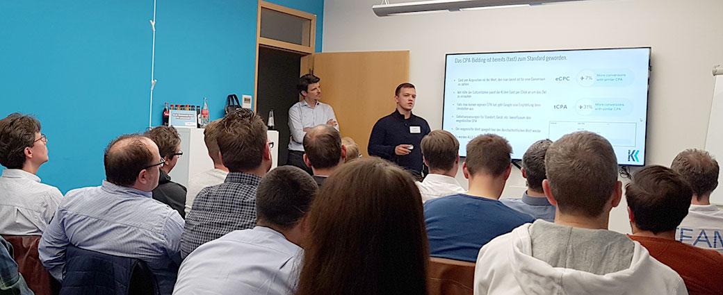 OMT-Club-Treffen #3 bei Klickkonzept