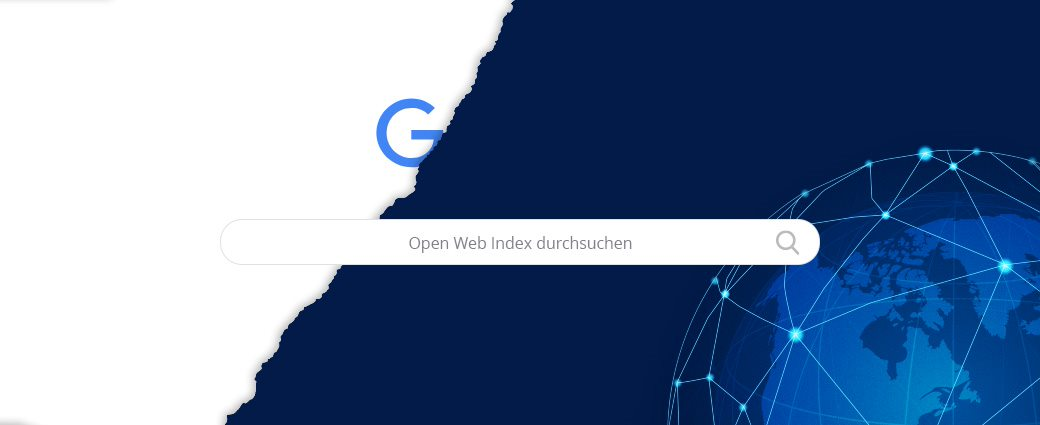 Öffentlicher Web-Index vs. Big Player Google