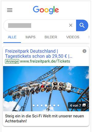 Mehr Reichweite Mit Google Gallery Ads Case Study Klickkonzept