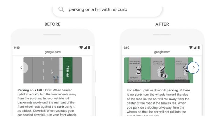 BERT: Google-Update, Auswirkungen auf die Ausspielung von Featured Snippets. Aktueller Rollout in Deutschland.