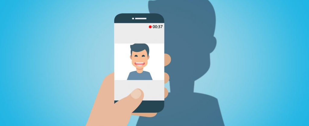 Expertenpositionierung B2B Videocontent mit Smartphones.