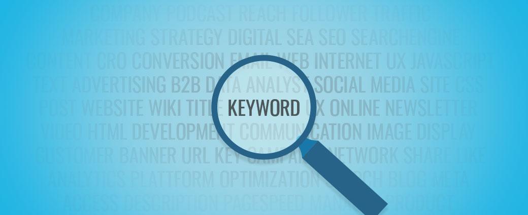 In 2 Schritten zur perfekten Google Ads Keyword Liste