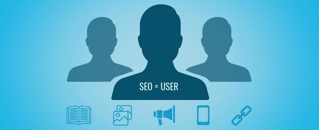 SEO = Webseitenoptimierung: Warum wir Webseiten für Nutzer optimieren und nicht nur für Suchmaschinen.