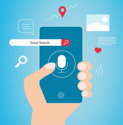 Voice Search als moderne Suche