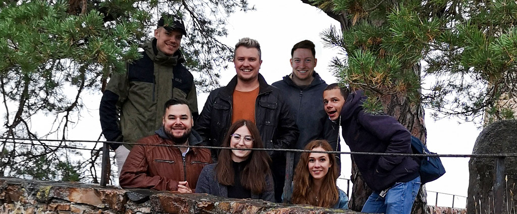 Ritterlich tafeln – Teamevent auf Schloss Auerbach