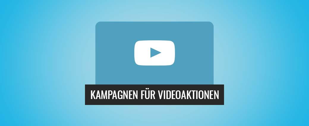 Google Ads: TrueView for Action-Kampagnen werden zu Video-Aktionskampagnen